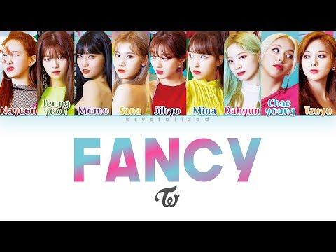 TWICE (트와이스) 'FANCY' (Color Coded HAN/ROM/ENG Lyrics)