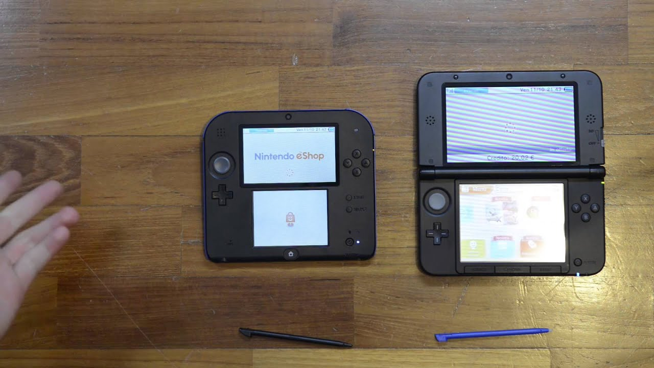 3ds as opposed to dsi xl evaluation essay