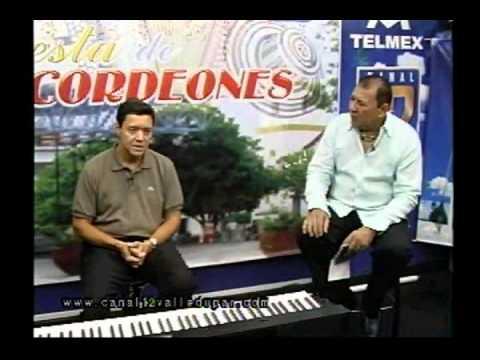 Fiesta de Acordeones Presenta al  Dr Fernando Dangond Castro-Compositor Vallenato