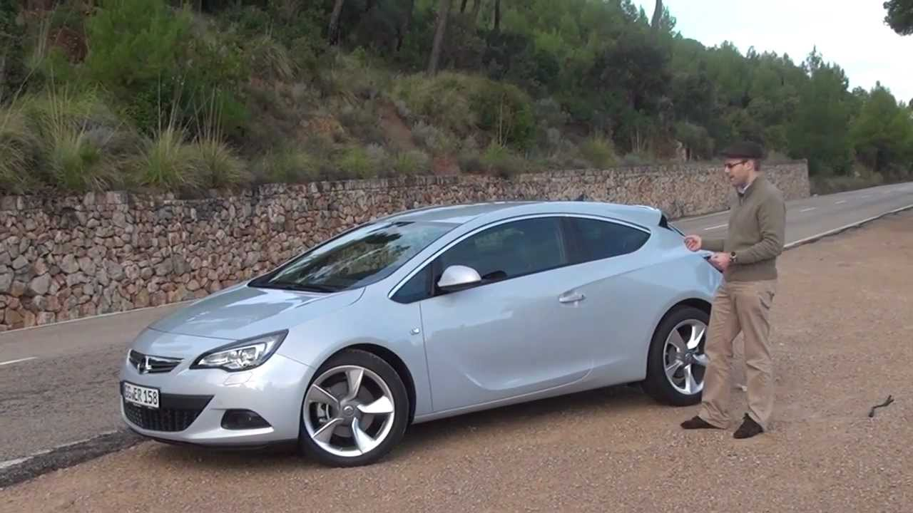 opel astra gtc 1 6 turbo s 2 0 cdti miniteszt youtube. Black Bedroom Furniture Sets. Home Design Ideas