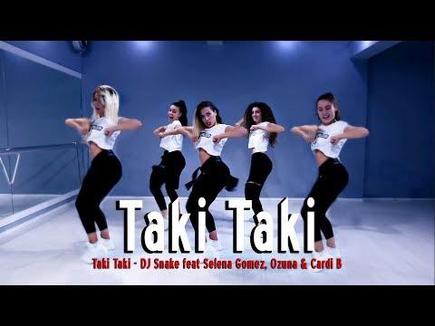 DJ Snake feat Selena Gomez, Ozuna & Cardi B - Taki Taki -  Best Version Dance