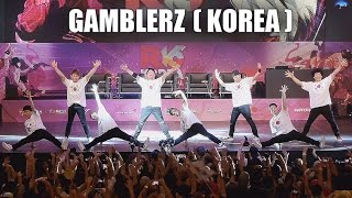 R16 KOREA WORLD FINAL - Performance Battle - GAMBLERZ CREW (KOREA)