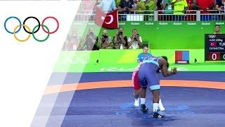 Rio Replay: Greco Roman 130kg Gold
