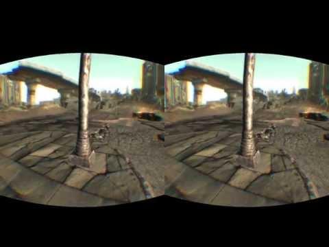 Fallout TTW in Virtual Reality - episode 2