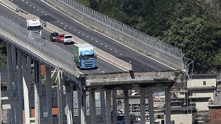 Genoa bridge collapse death toll rises as anger in Italy grows