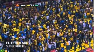 America vs Santos 5-3   Clausura 2014   LIGUILLA IDA