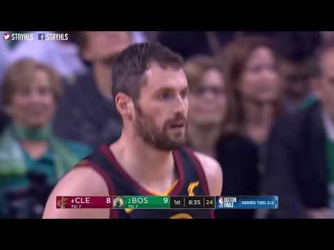 Boston Celtics vs Cleveland Cavaliers