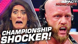 Impact World Champion Tessa Blanchard Misses TV Tapings Again