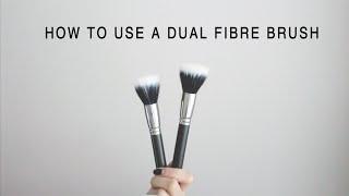 How to use the MAC 187 Brush | Procrastinating Pretty