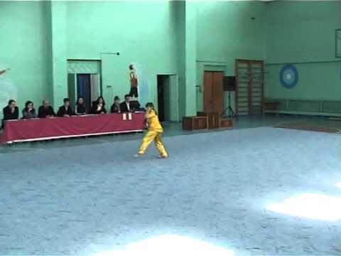 Областной турнир по ушу таолу 19-20 февраля 2011г
