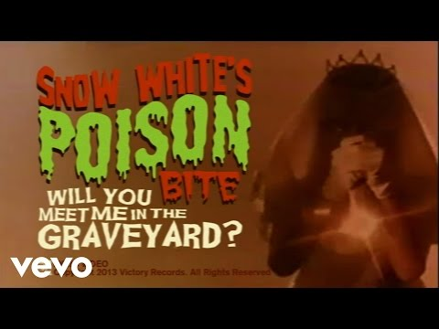 """Will You Meet Me In The Graveyard?"" Lyric Video by Snow White's Poison Bite"