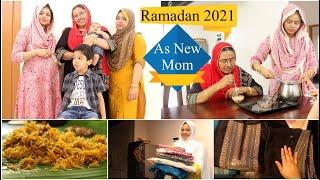 First Ramadan as Pregnant Mom / Ramadan Vlog of 2021 / Zulfia's Recipes / Eid vlog