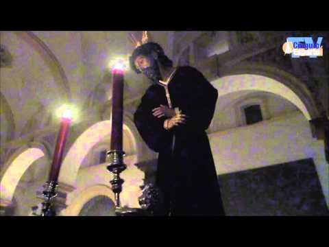 Traslado del Nazareno de la O a su Altar de Quinario - Cíngulo y Esparto TV -