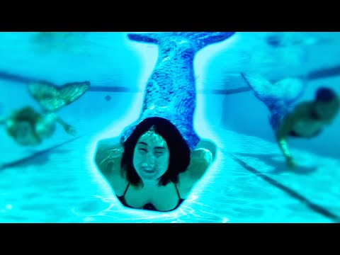I Turned My Friend Into A Mermaid