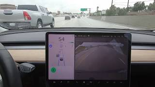 Tesla Voice Commands and Text Messaging in Rain and Highway Noise