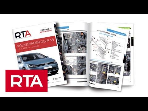 Presentazione della Rivista Tecnica dell'Automobile RTA