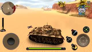 Tanks of Battle World War 2 (by VascoGames) - Part 3 - Android Gameplay []