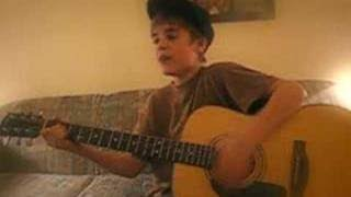 Cry me a River - Justin Timberlake cover - Justin singing