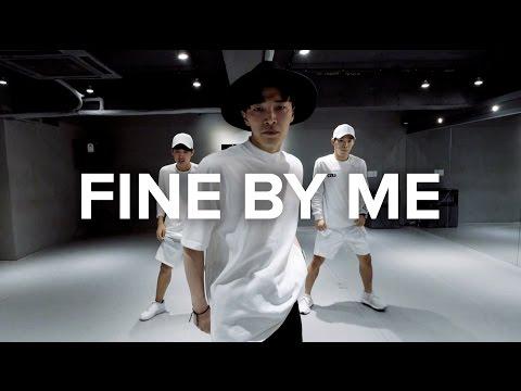 Fine By Me - Chris Brown / Junsun Yoo Choreography