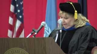 'SP 2013 Graduation Ceremony - Outstanding Senior Speeches