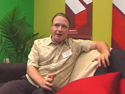 Brian Behlendorf of Apache Foundation