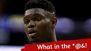 NBA Draft Lottery Results 2019 || Atlanta Hawks Get SCREWED!!!