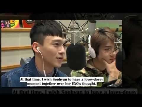 160115 [ENGSUB] Sukira EXO Chen & Sehun  Phone Call With Chen's Fan