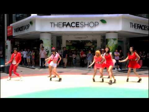 f(x) - Hot Summer By T:ime 【尋找f(x)創意舞蹈達人】