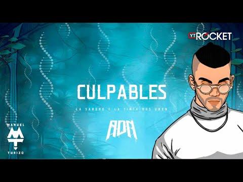 Culpables - MTZ Manuel Turizo | Video Letra