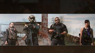 Mara Joining Shadow Company - Call of Duty Modern Warfare