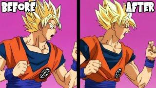 Dragon Ball Super Animation Improvements - In Depth Analysis