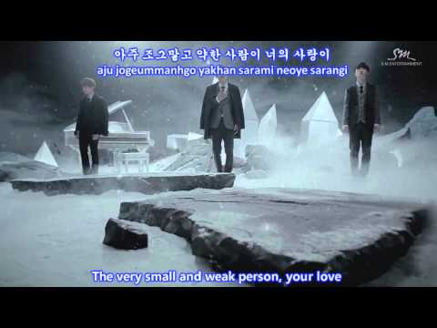 EXO Miracles In December MV [Eng Sub + Romanization + Hangul] HD