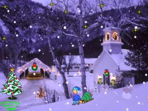Canción de navidad  BLANCA NAVIDAD.