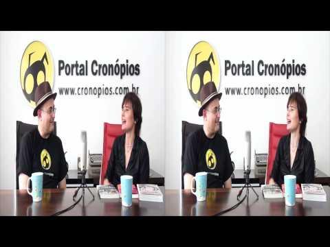 Portal Cronópios - Videocast com Eliane Brum