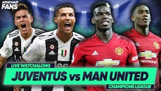 Juventus 1-2 Manchester United | Reds Overturn Ronaldo Volley With Late Winner! | #ArmchairFans