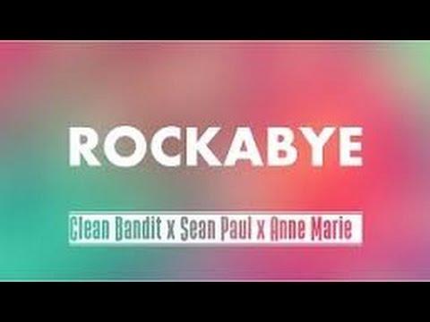 Rockabye - Clean Bandit Lyric Video