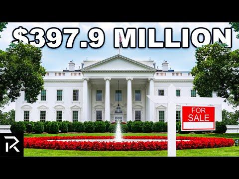 Колку пари ќе ви требаат ако сакате да ја купите Белата куќа во САД?