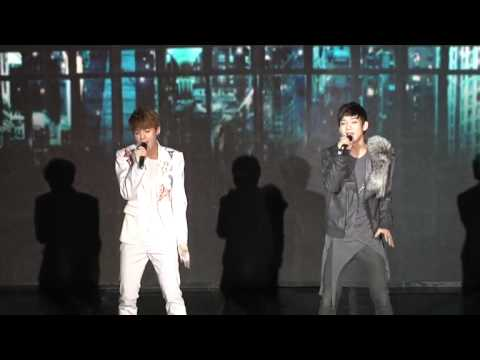 120401 What Is Love - EXO China Showcase LIVE