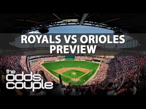 Baltimore Orioles vs Kansas City Royals