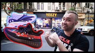 Fake Yeezy Store in China!