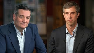 """Ted Cruz on Beto O'Rourke voters: """"They'll crawl over broken glass to show up"""""""
