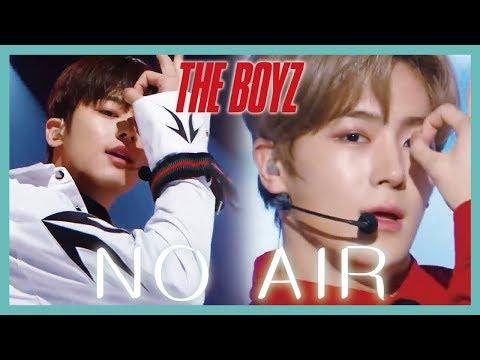 [HOT] THE BOYZ - NO AIR   ,  더보이즈 - NO AIR  Show Music core 20190105