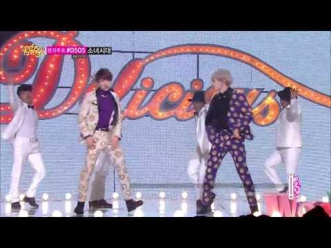 [HOT] Toheart(WooHyun & Key) - Delicious, 투하트(우현 & 키) - 딜리셔스, Show Music core 20140315