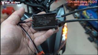 Siêu độc với kĩ thuật ứng dụng vi điều khiển hiện đại lên xe gắn máy