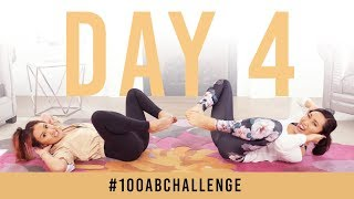 Day 4: 100 Wiggles! | #100AbChallenge w/ LaurDIY