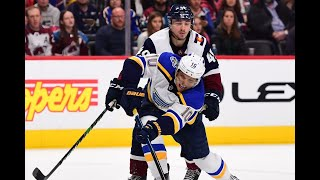 Reviewing Blues vs Avalanche Game One
