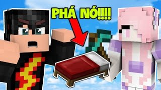 LẬP CHIẾN THUẬT CỦA OOPS CLUB TRONG MINECRAFT BED WARS