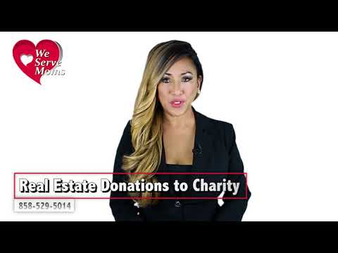 Real Estate Donations to Charity