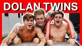 Dolan Twins - BRAIN FREEZE CHALLENGE