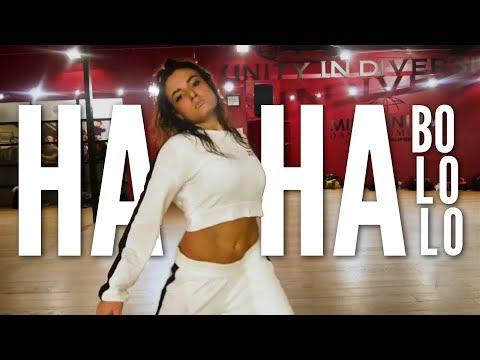 Jade Chynoweth | BOLOLO HA HA - Lazy Flow | Dez Soliven Choreography